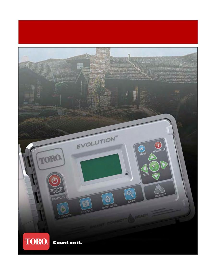 irrigation-toro-controllers-manual-evolutiontm-series